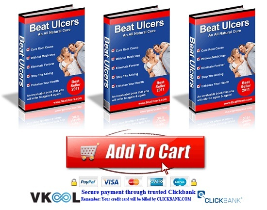 how to treat ulcers and beat ulcers