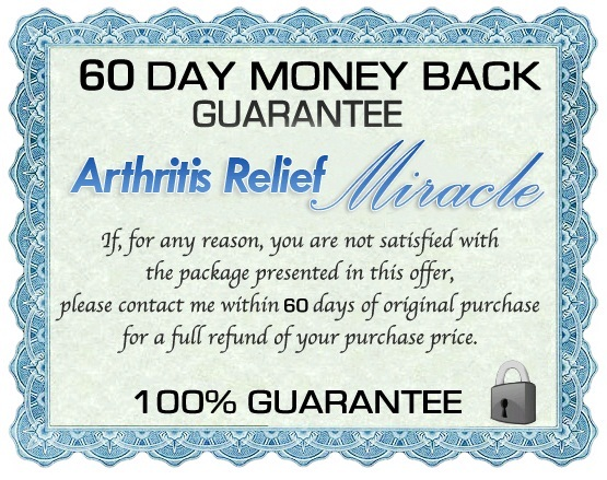 natural remedies for arthritis pain arthritis relief miracle  4