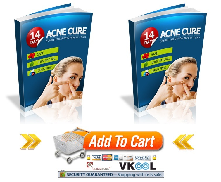 natural ways to clear acne 14 days acne cure