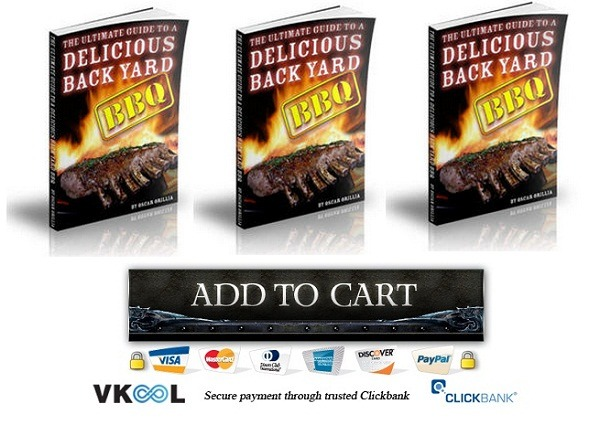 outdoor grilling recipes Delicious Back Yard BBQ 1
