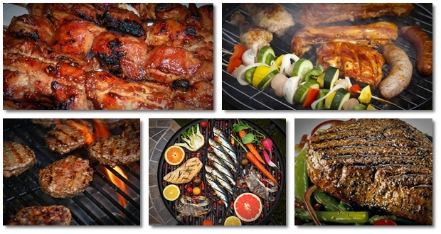 outdoor grilling recipes Delicious Back Yard BBQ 5