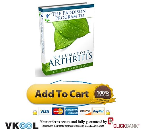 paddison program for rheumatoid arthritis order
