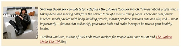 paleo lunch recipes paleo power lunch 3