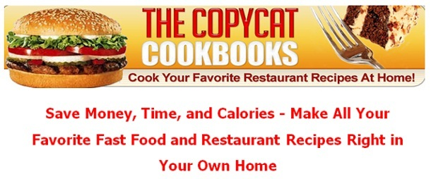 quick meal ideas the copycat cookbooks 2