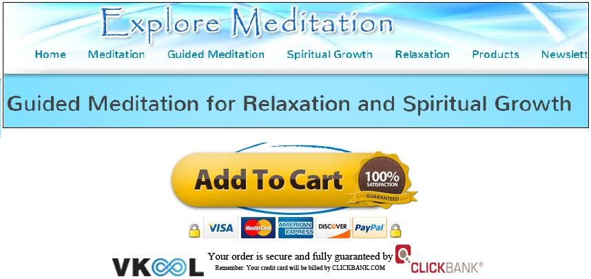 spiritual growth plan template explore meditation