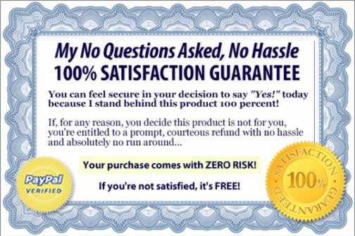 The ibs miracle guarantee