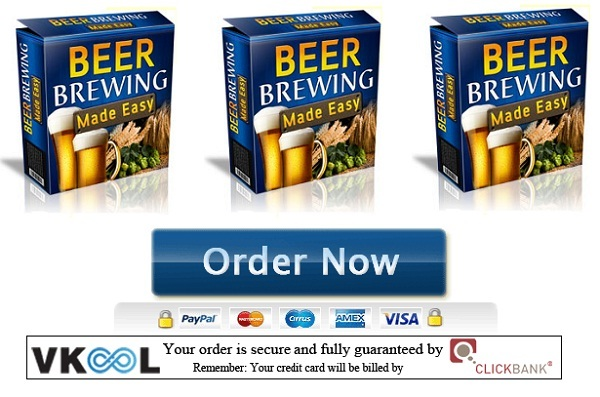 beer brewing instructions pdf beer brewing made easy
