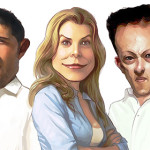 Caricature drawing tutorial – fun with caricatures reveals tips on drawing caricatures