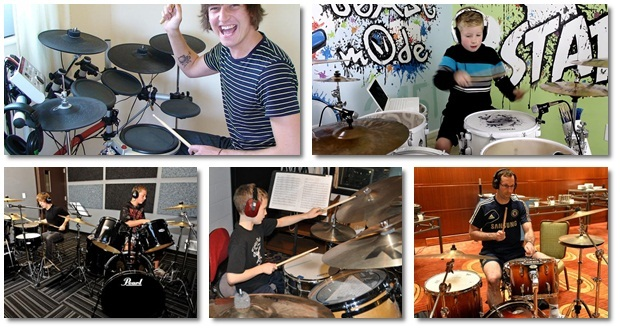 drum lessons for beginners free begin drumming