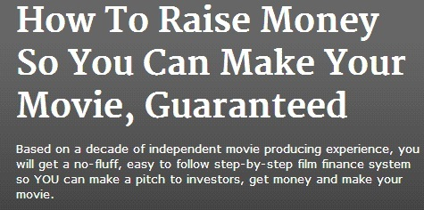 film business plan sample the indie film finance guide