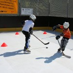Learn hockey goalie drills and get success with rapid response goalie training