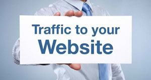 how to drive traffic to website