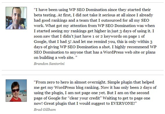 how to improve search engine ranking on google wordpress seo domination