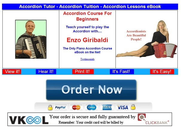 how to play an accordion download accordion course for beginners