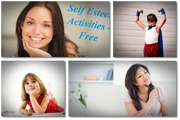 self esteem building exercises for children