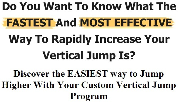 vertical jump program pdf vertical mastery
