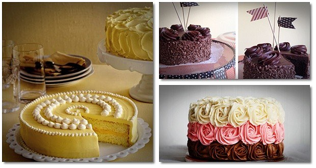easy ways to decorate a cake with icing