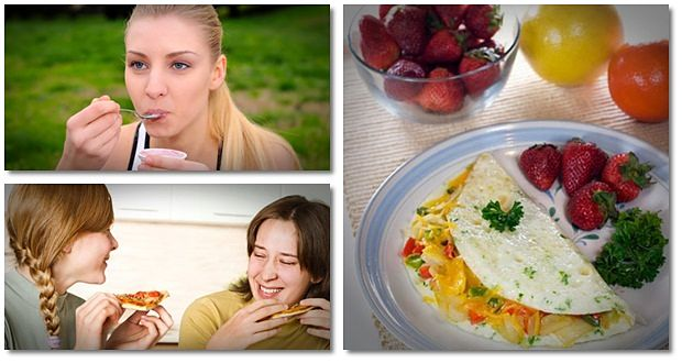 easy ways to lose weight for teenagers  at home