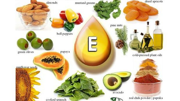Good Sources Of Vitamin E