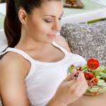 The best natural and healthy diet for pregnant women for the long pregnancy.