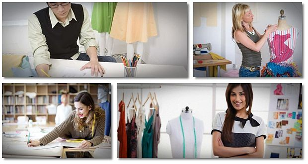 how to become a successful fashion designer free