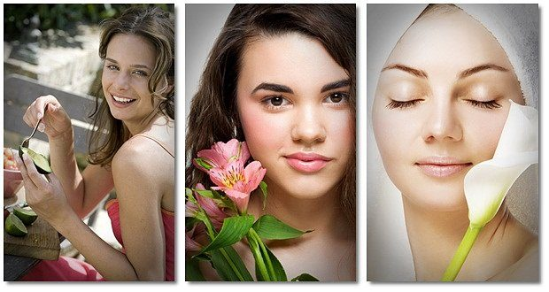 how to get beautiful skin naturally free