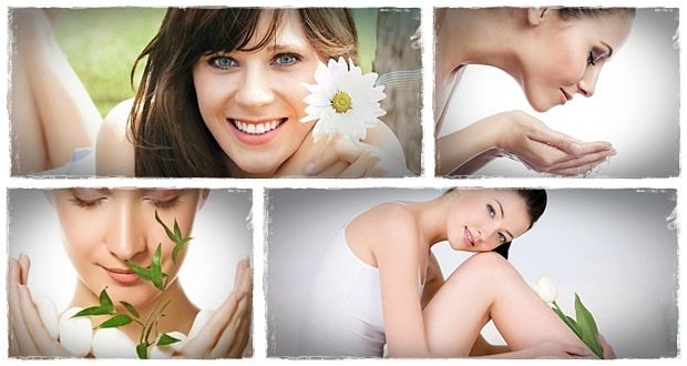 how to get beautiful skin naturally online