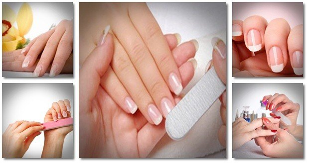 how to get healthy nails pdf