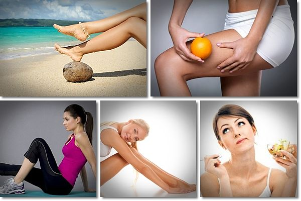 how to get rid of cellulite at home guide