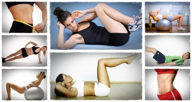 how to lose belly fat at home exercises
