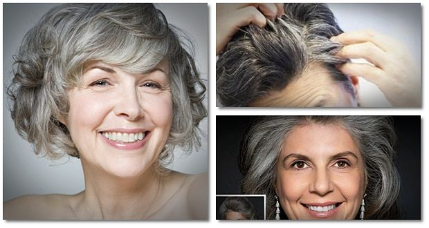 how to stop grey hair naturally for men