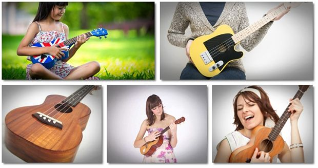 learn to play the ukulele online