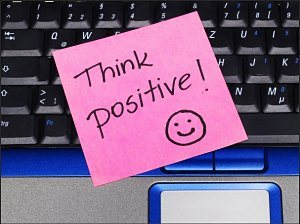 positive thinking tips and tricks