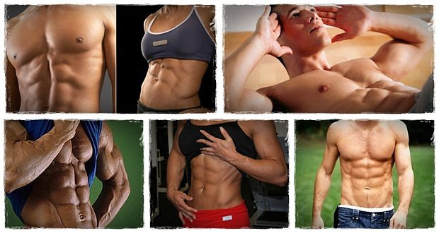 tips to get a six pack for men