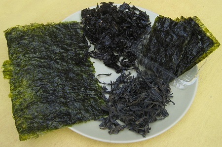 use seaweed