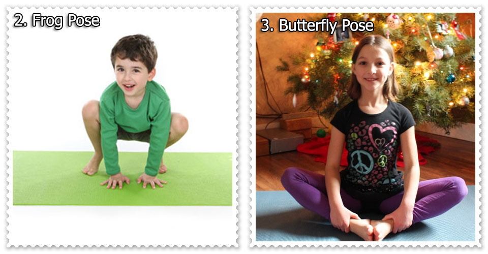 Yoga Exercises For Kids