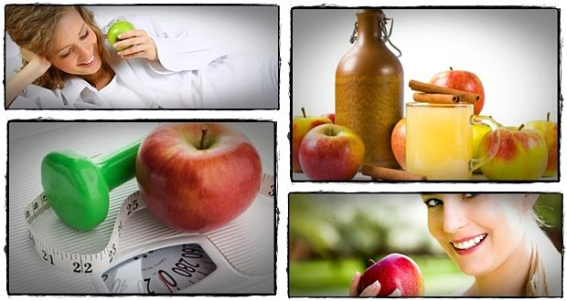 health benefits of apple cider vinegar and water
