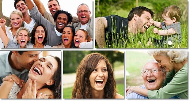 health benefits of laughter therapy
