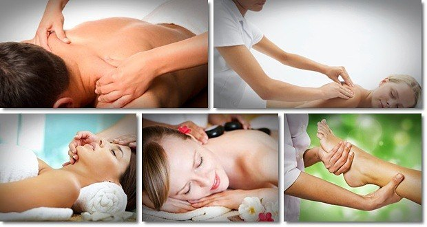 health benefits of massage review