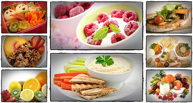 healthy snack ideas for classroom