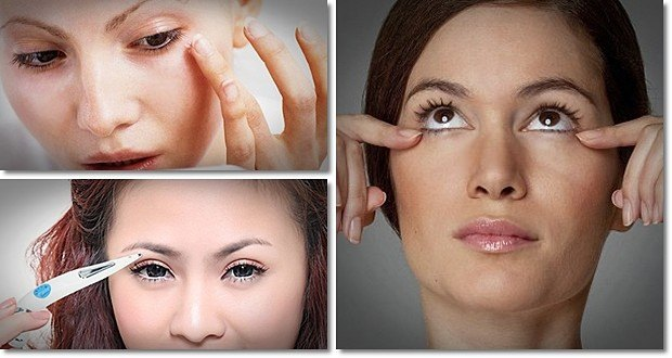 how to reduce eye puffiness from crying