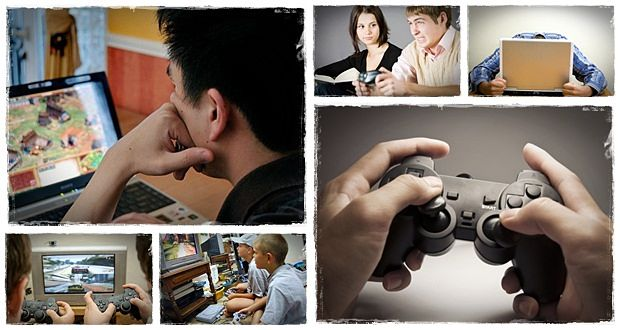 how to stop game addiction online