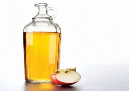 how to treat nausea with use apple cider vinegar
