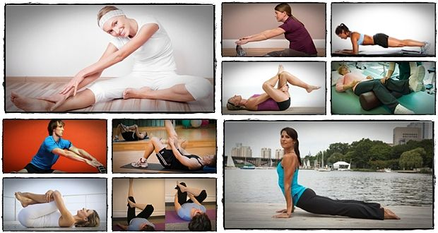 stretches for sciatica pregnant