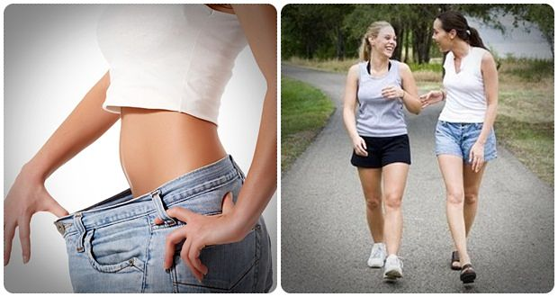 health benefits of walking with weightloss