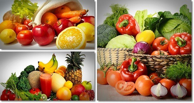 healthiest fruits and vegetables for you