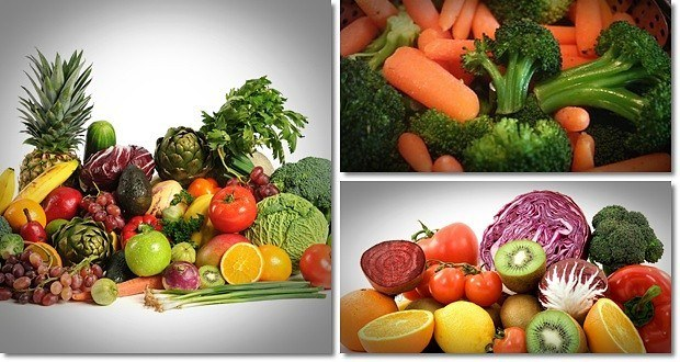 healthiest fruits and vegetables to eat for weight loss