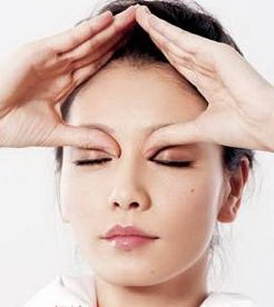 how to cure dry eyes with eye exercises