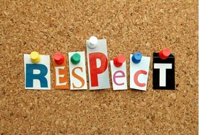 how to gain respect at work