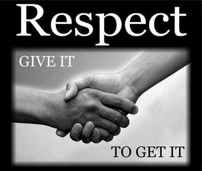 how to gain respect from others